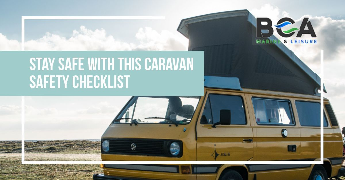 Caravan Safety Checklist